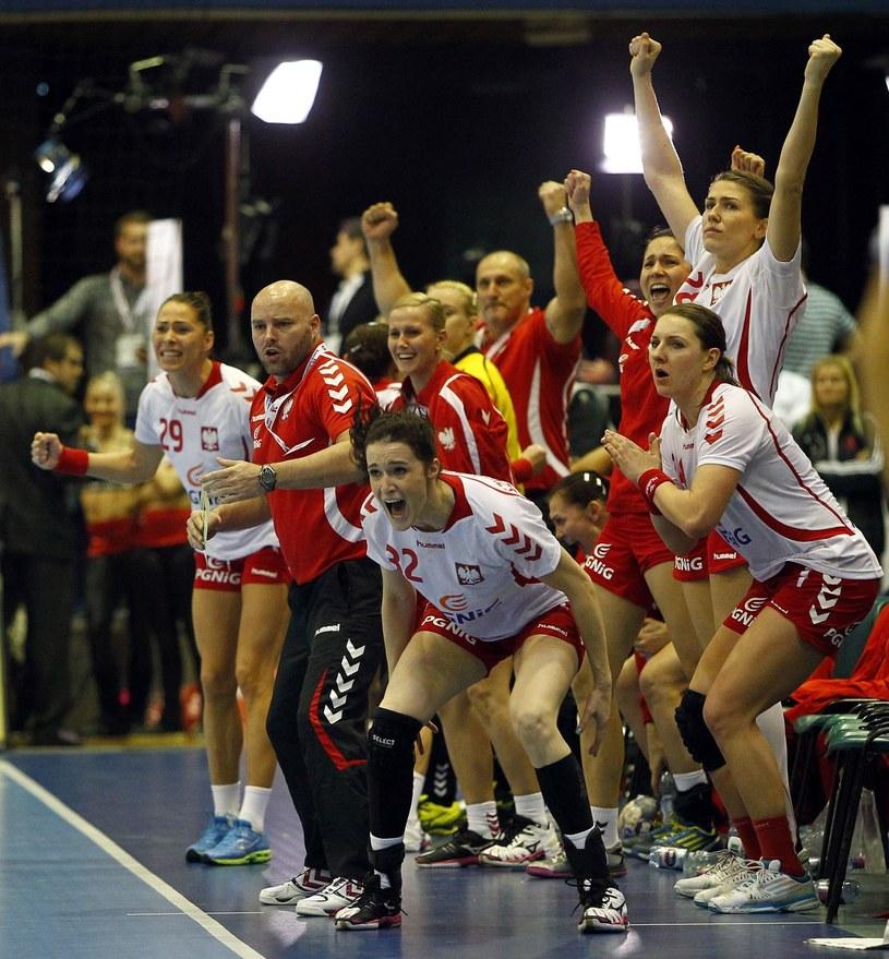 Kim Rasmussen i jego zespół podczas mistrzostw świata 2013 /AFP