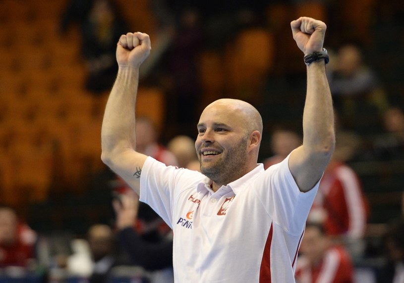 Kim Rasmussen poprowadził Polki do strefy medalowej mistrzostw świata w Serbii /PAP/EPA