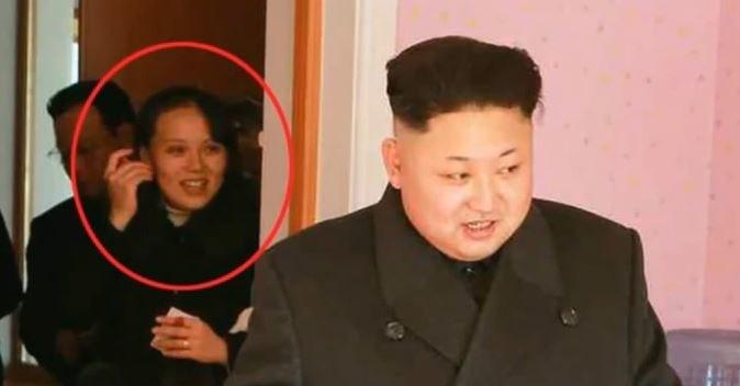 Kim Yo Dzong i Kim Dzong Un /YouTube