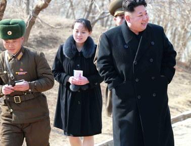 Kim Yo-Jong wychodzi z cienia brata. Poznajcie siostrę przywódcy Korei Północnej