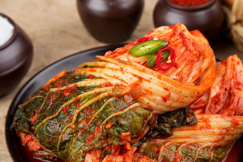 Kimchi - poznaj koreański specjał od kuchni /123RF/PICSEL