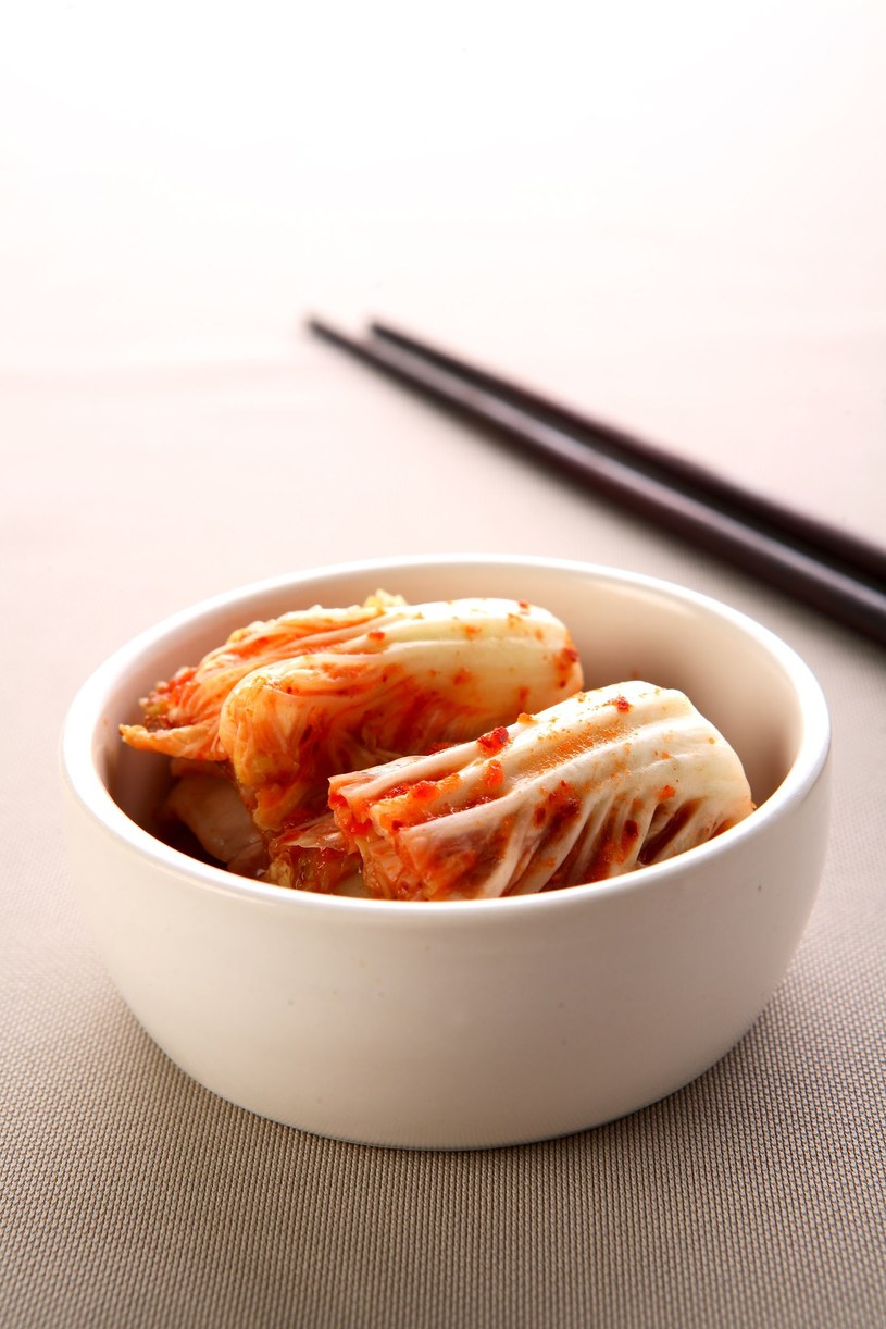 Kimchi to ukochane danie Koreańczyków /123RF/PICSEL
