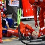 Kimi Raikkonen: Nasze pit-stopy są mocno wątpliwe