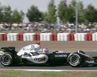 Kimi Raikkonen wygrał GP Hiszpanii /INTERIA.PL