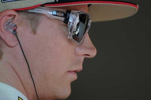 Kimi Raikkonen /. /AFP