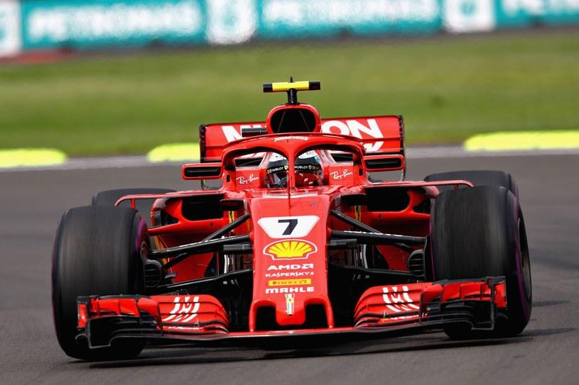 Kimi Räikkönen /AFP