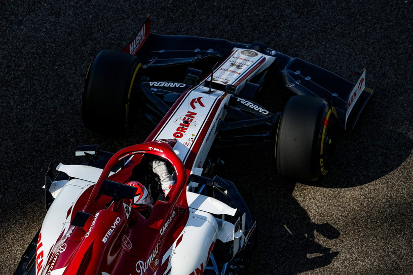 Kimi Raikkonen /FIA /PAP/EPA