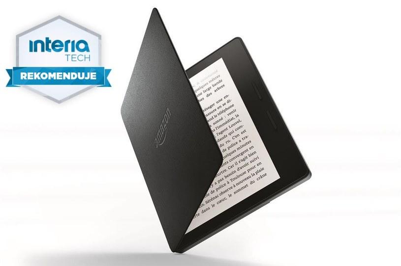 Kindle Oasis otrzymuje rekomendację serwisu Nowe Technologie Interia /INTERIA.PL