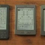 Kindle Touch idealny do sudoku