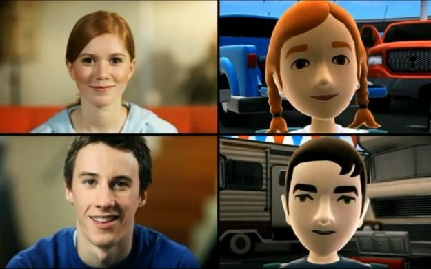 Kinect Avatar - fragment trailera /Informacja prasowa