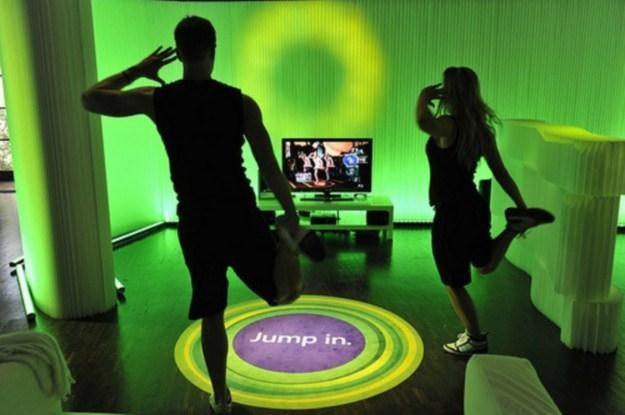 Kinect dopasuje dla nas odpowiednie reklamy /materiały prasowe