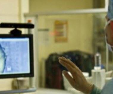 Kinect pomaga chirurgom w kolejnych szpitalach