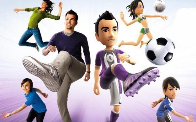 Kinect Sports - motyw graficzny /Informacja prasowa