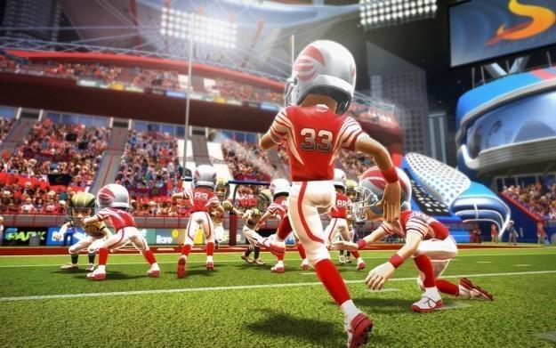Kinect Sports Season Two - motyw graficzny /Informacja prasowa