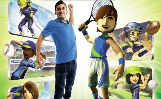 Kinect Sports: Sezon 2 - fragment okładki gry /Informacja prasowa