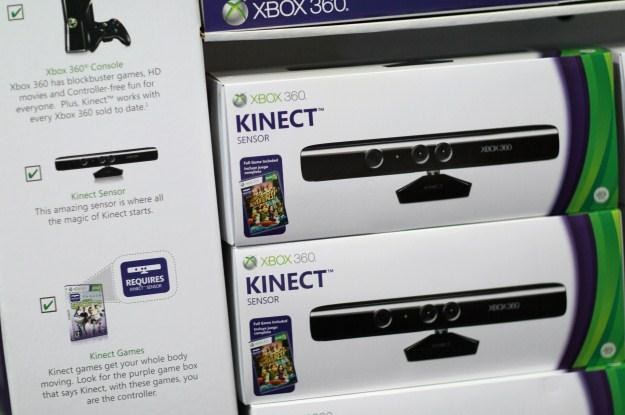 Kinect szybko zlokalizuje wasze domowe zguby /AFP