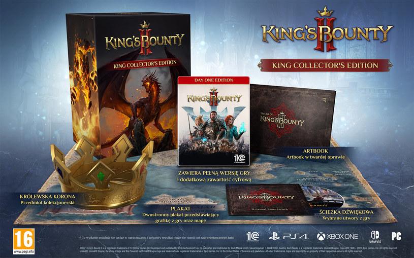 King's Bounty II /materiały prasowe