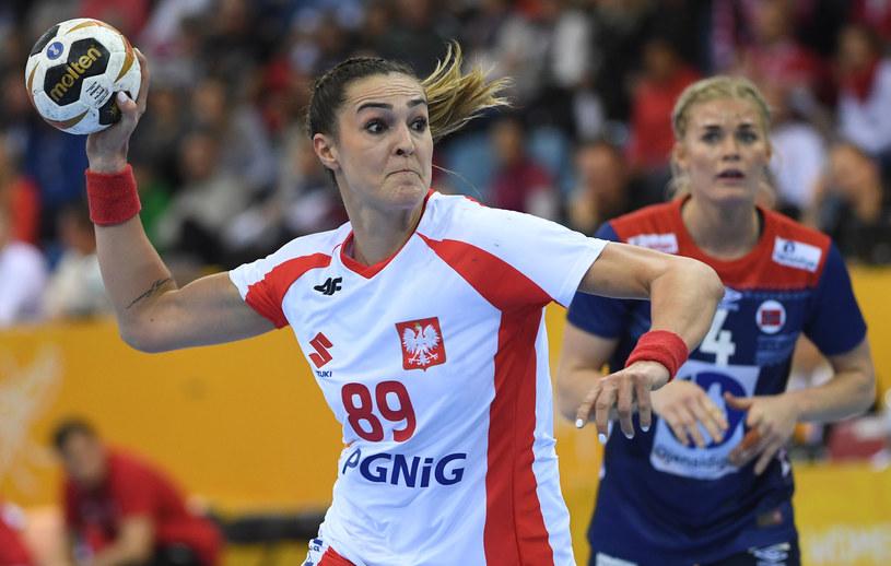 Kinga Achruk nie zagra na mistrzostwach Europy /AFP