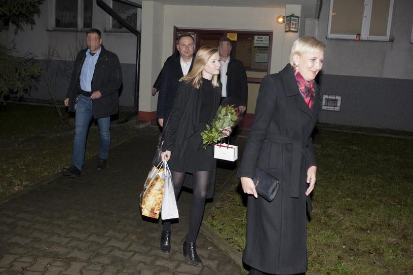 Kinga dostała wiele prezentów /Łukasz Gagulski /East News