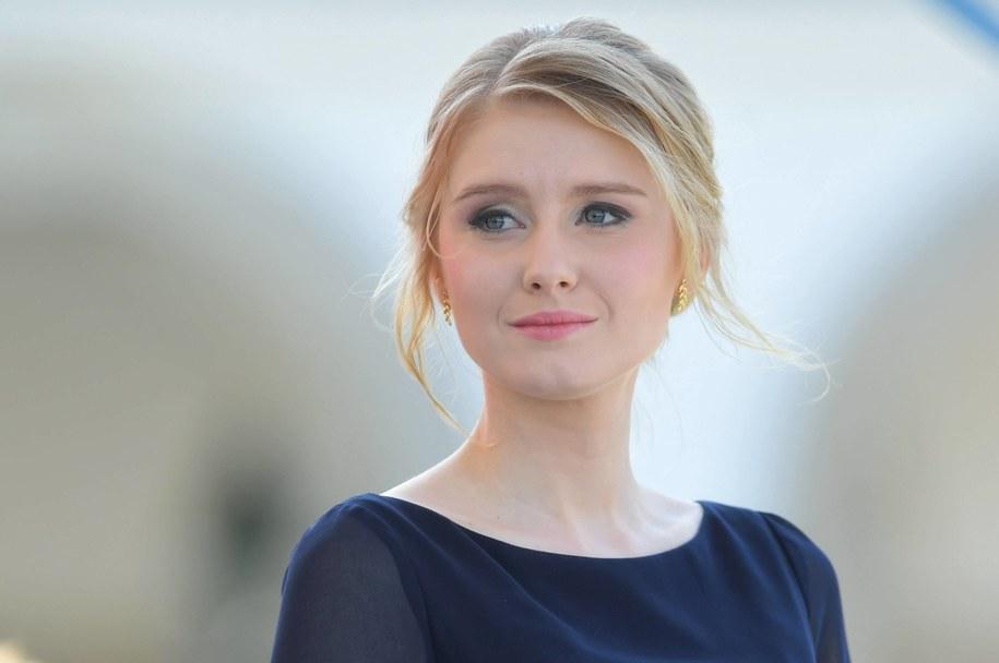 Kinga Duda, daughter of the presidential couple, social adviser to the President of the Republic of Poland / Radek Pietruszka / PAP