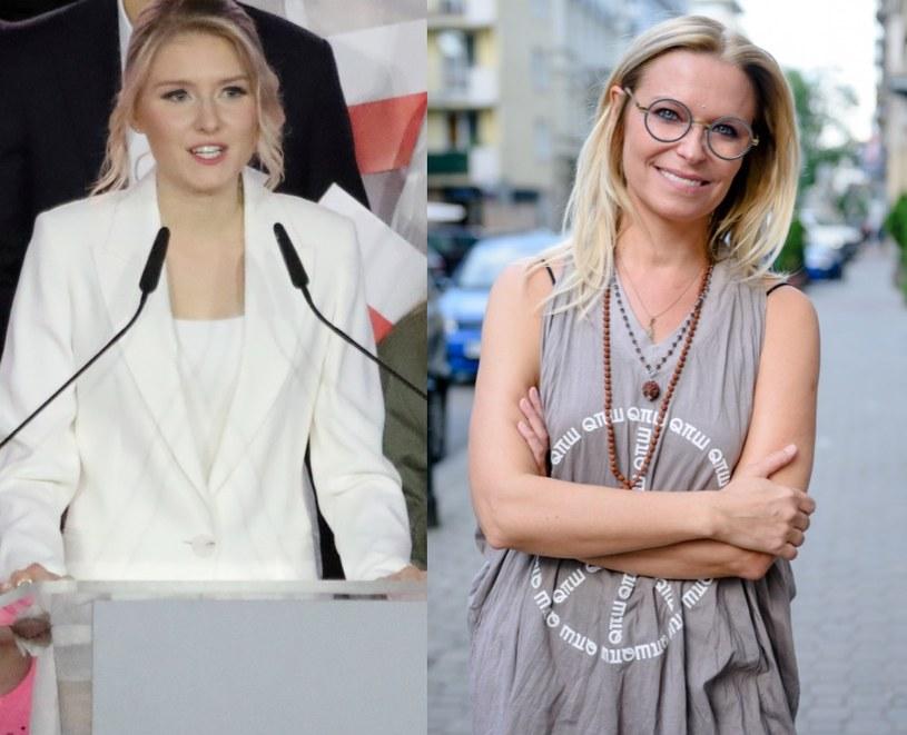 Kinga Duda i Paulina Młynarska /Eastway /East News