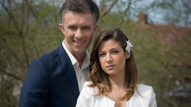 Kinga i Artur w końcu zostaną małżeństwem /Bogdan Bogielczyk /ATM