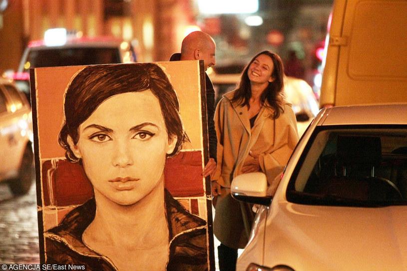 Kinga i jej ogomnych rozmarów autoportret /- /East News
