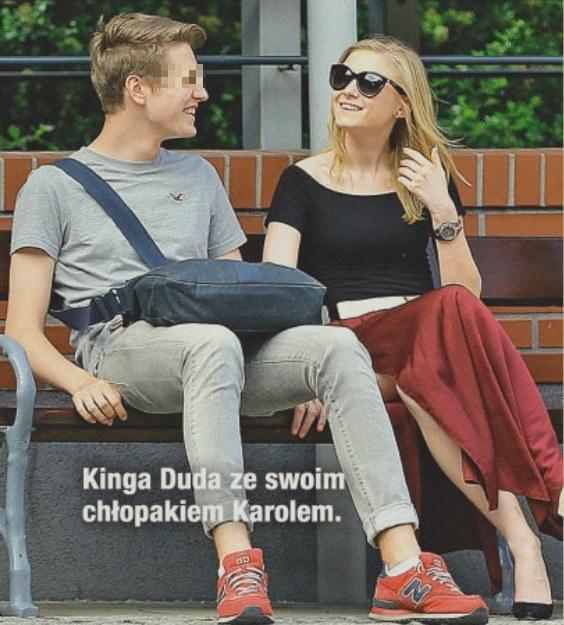 Kinga i Karol (Źródło: Dobry Tydzień) /- /Dobry Tydzień