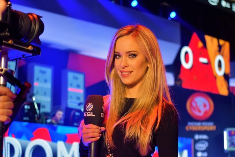 Kinga Kujawska - prezenterka kanału ESL /Daniel Bodzenta /East News