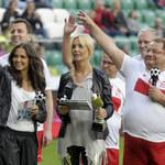 Kinga Rusin, Agnieszka Szulim i Ryszard Kalisz