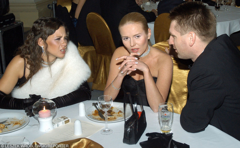 Kinga Rusin była żoną Tomasza Lisa i przyjaciółką Hanny /Leszek Wróblewski /East News