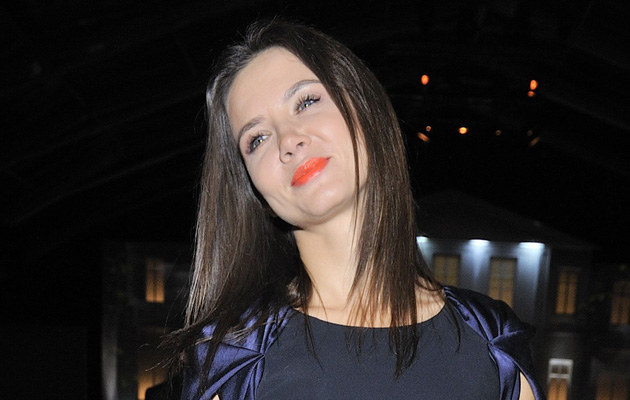 Kinga Rusin, fot.Jarosław Antoniak  /MWMedia