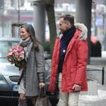 """Kinga Rusin i Piotr Kraśko przed studiem """"śniadaniówki"""". Ależ on się lubią!"""