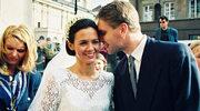 Kinga Rusin tego o ślubie z Lisem wcześniej nie mówiła!