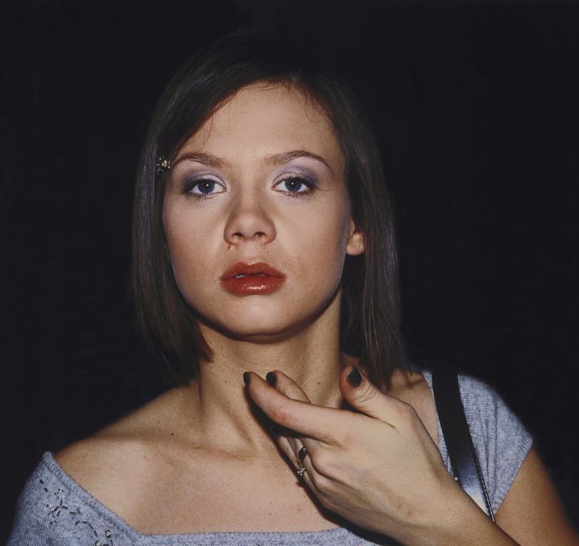 Kinga Rusin w 2000 roku /Niemiec /AKPA