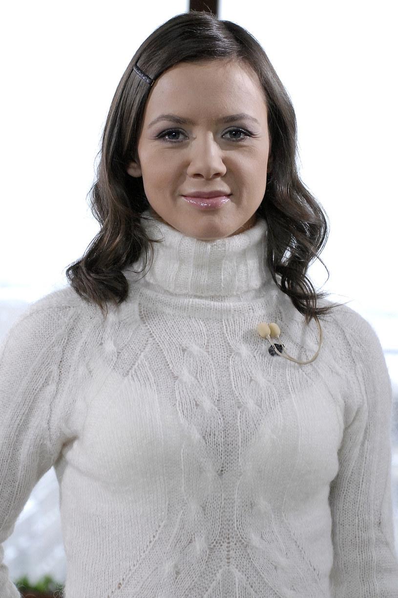 Kinga Rusin w 2007 roku /Kurnikowski /AKPA