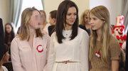 Kinga Rusin wspiera córki. Jedna z nich teraz jeszcze bardziej może potrzebować jej pomocy