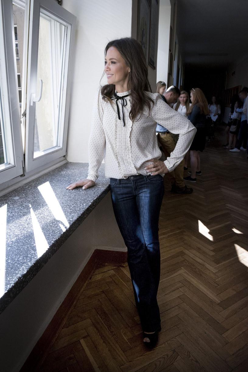 Kinga Rusin /Jacek Domiński /East News
