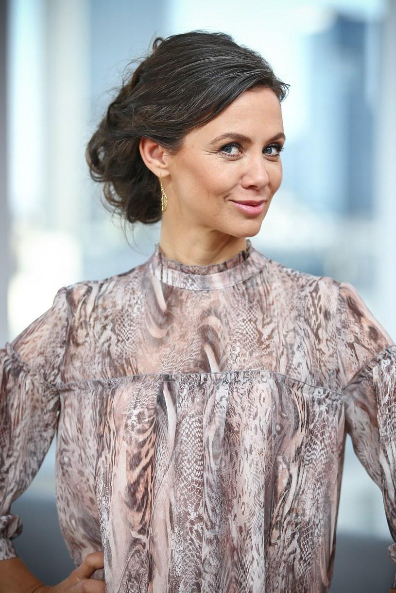 Kinga Rusin /Kamil Piklikiewicz /East News