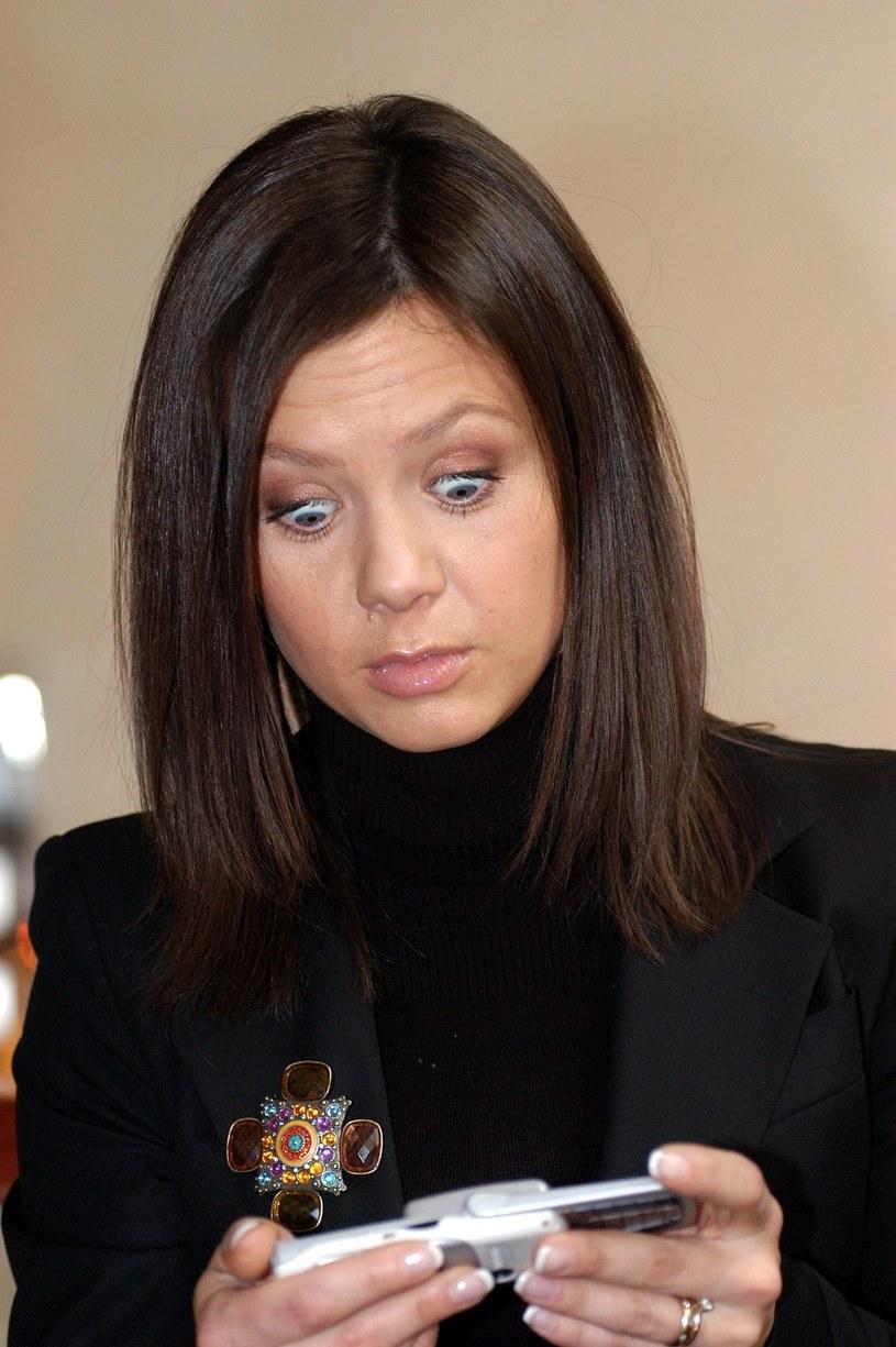 Kinga Rusin /Włodarski /Reporter