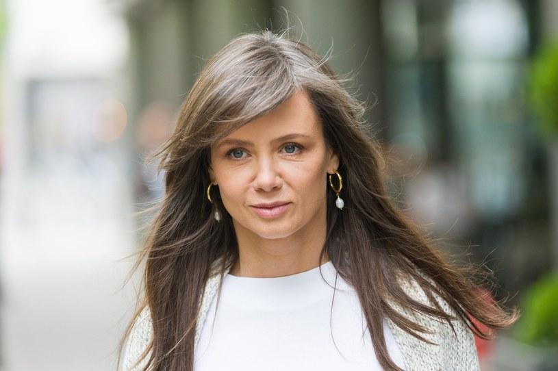 Kinga Rusin /Artur Zawadzki/REPORTER /East News