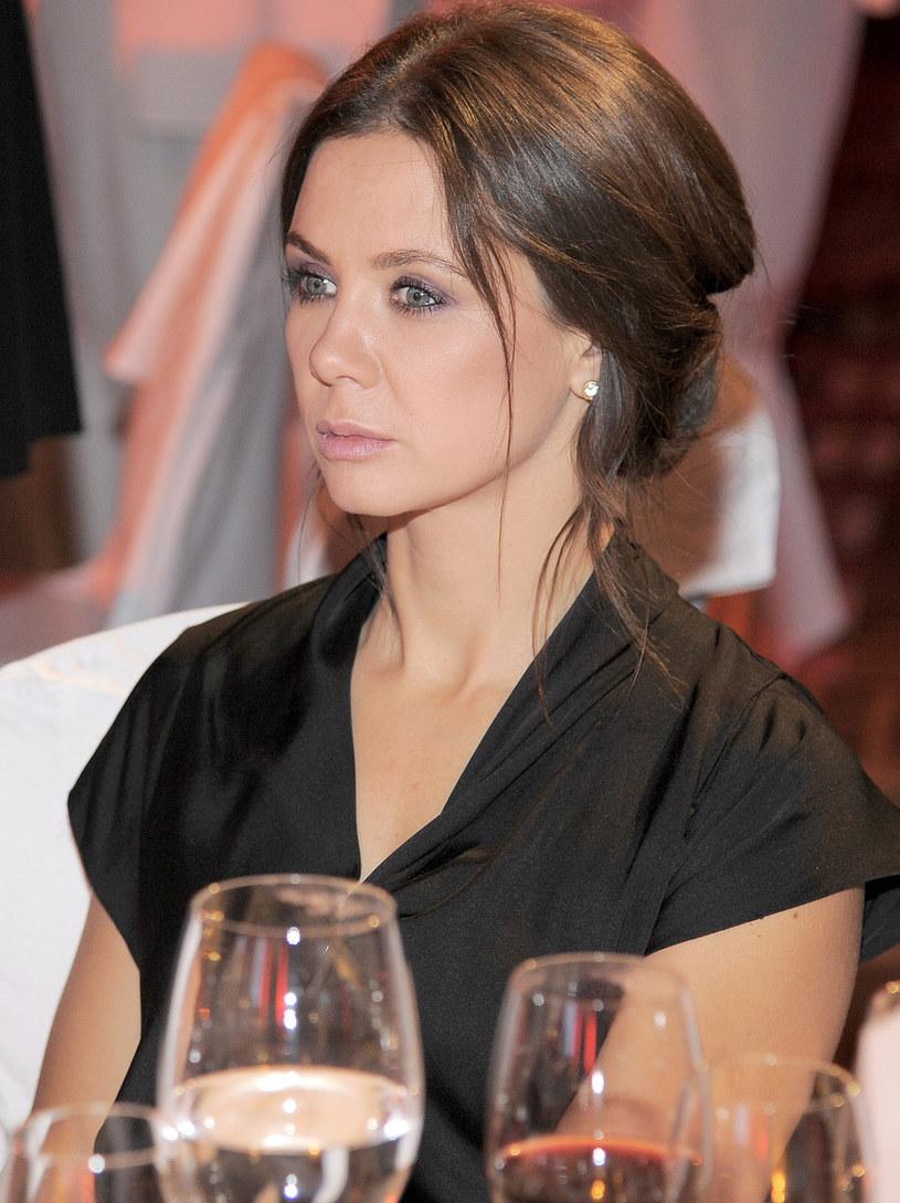 Kinga Rusin /Kurnikowski /AKPA