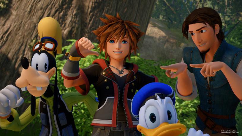 Kingdom Hearts 3 /materiały prasowe