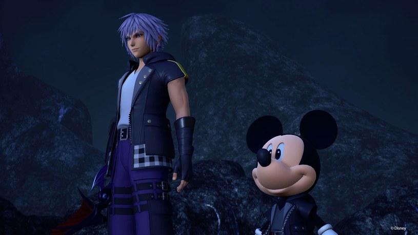 Kingdom Hearts III /materiały prasowe