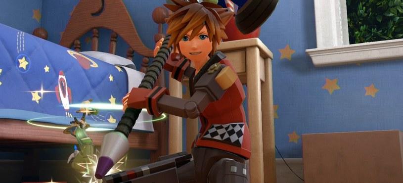 Kingdom Hearts /materiały prasowe