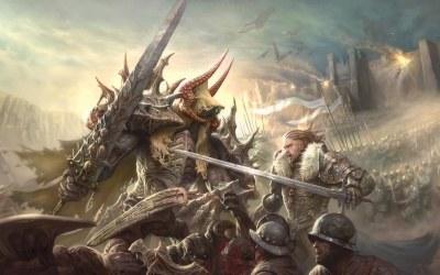 Kingdom Under Fire 2 - motyw z gry /Informacja prasowa