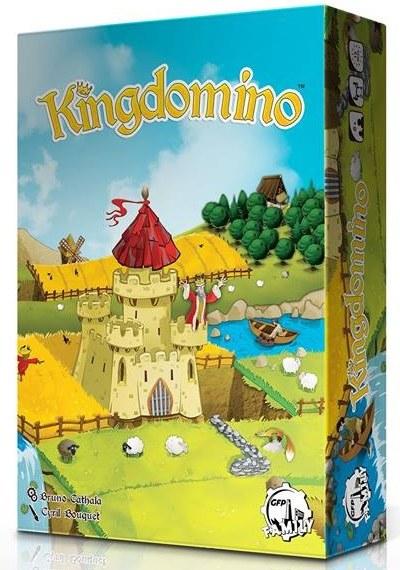 Kingdomino /materiały prasowe