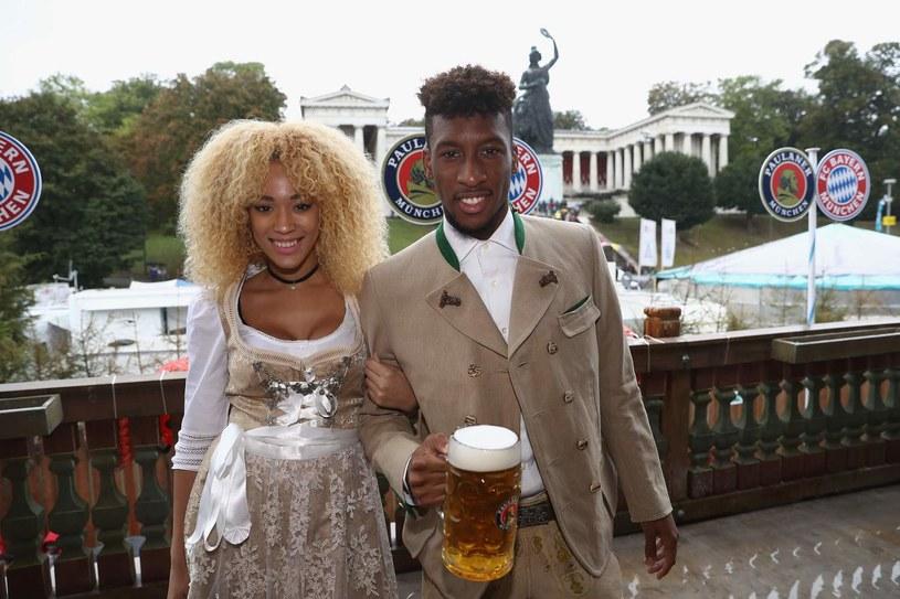 Kingsley Coman pozostanie w Bawarii? /AFP