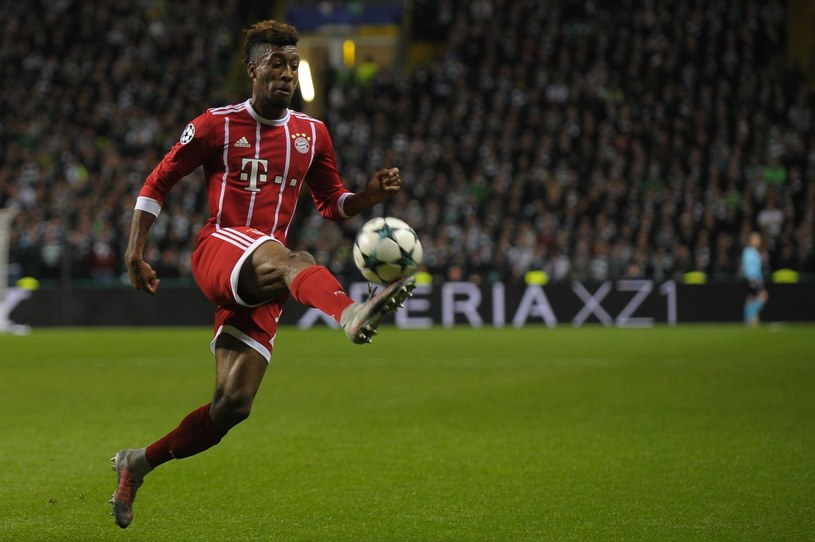 Kingsley Coman /AFP