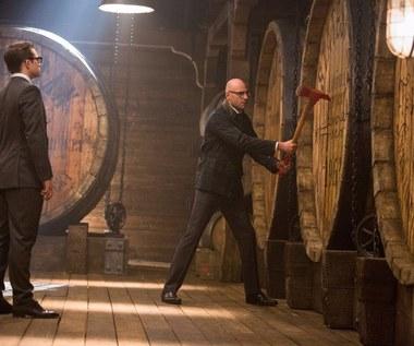 """""""Kingsman: Złoty krąg"""" najlepszy w Ameryce"""
